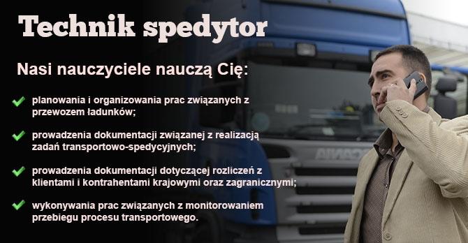 spedytor