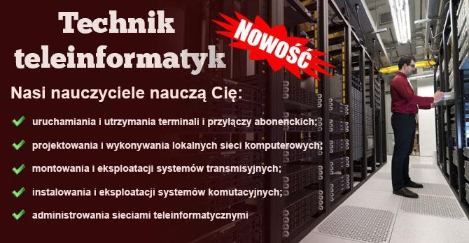 teleinformatyk
